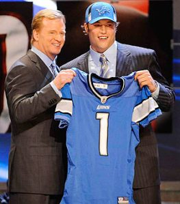 The NFL Draft is is headed to primetime