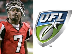 Is the UFL in the stars for Vick?  Only time will tell.